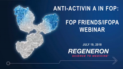 Regeneron's LUMINA-1 Trial hosted by FOP Friends